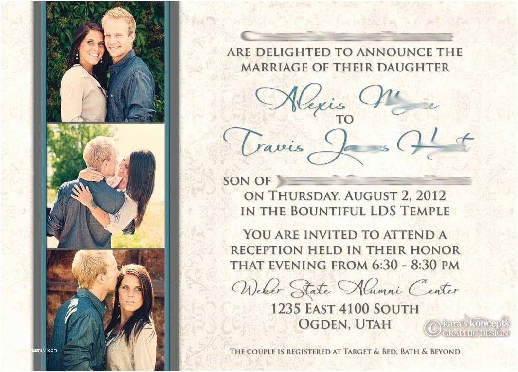 Wedding Invitations Utah Wedding Invitations Utah Wedding Invitations In Utah