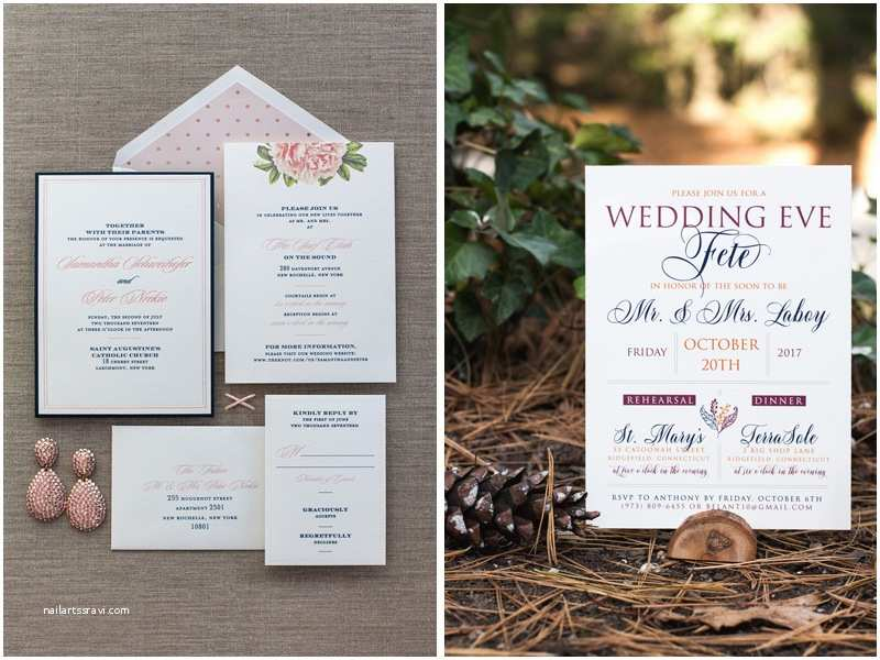 Wedding Invitations Westchester Ny Your Guide to Bespoke Invitations Westchester Weddings