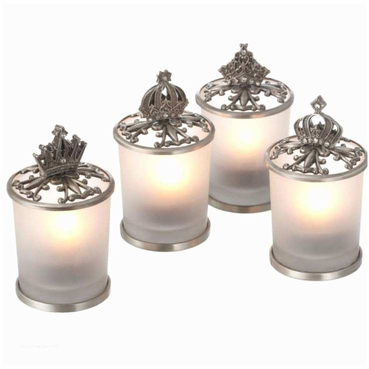 Wedding Invitations wholesale Suppliers Antique Pewter Crown Tealight Candle Holder [ Pewter