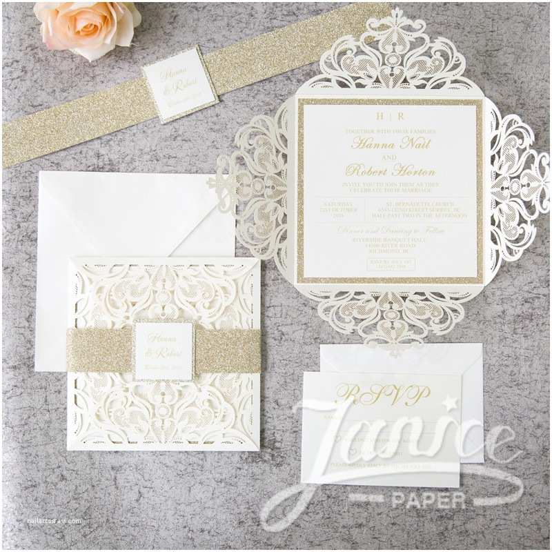 Wedding Invitations wholesale Suppliers Fabulous Lace wholesale Wedding Invitation Suite Wpl0019s