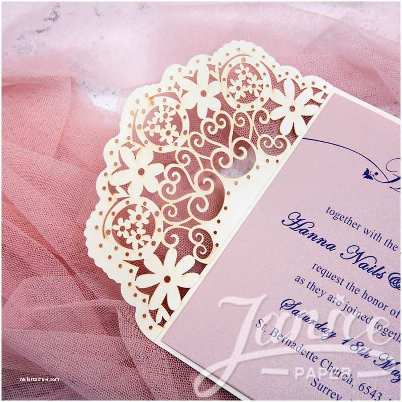 Wedding Invitations wholesale Suppliers wholesale Cheap Laser Cut Lace Wedding Invitations Wpl0042