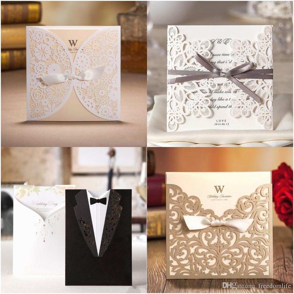 Wedding Invitations wholesale Suppliers wholesale Unique Wedding Invitations Cards High Quality