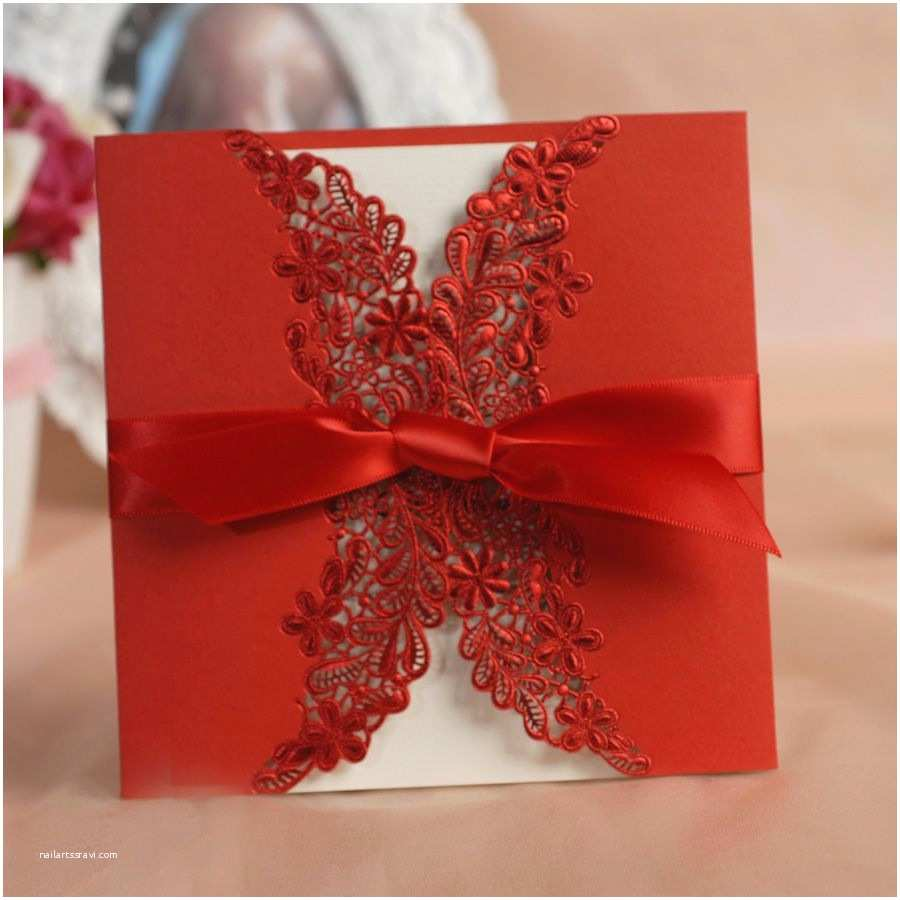 Wedding Invitations with Bows 2017 Wedding Trends to Look Gorgeous & Catchy On Your Wedding