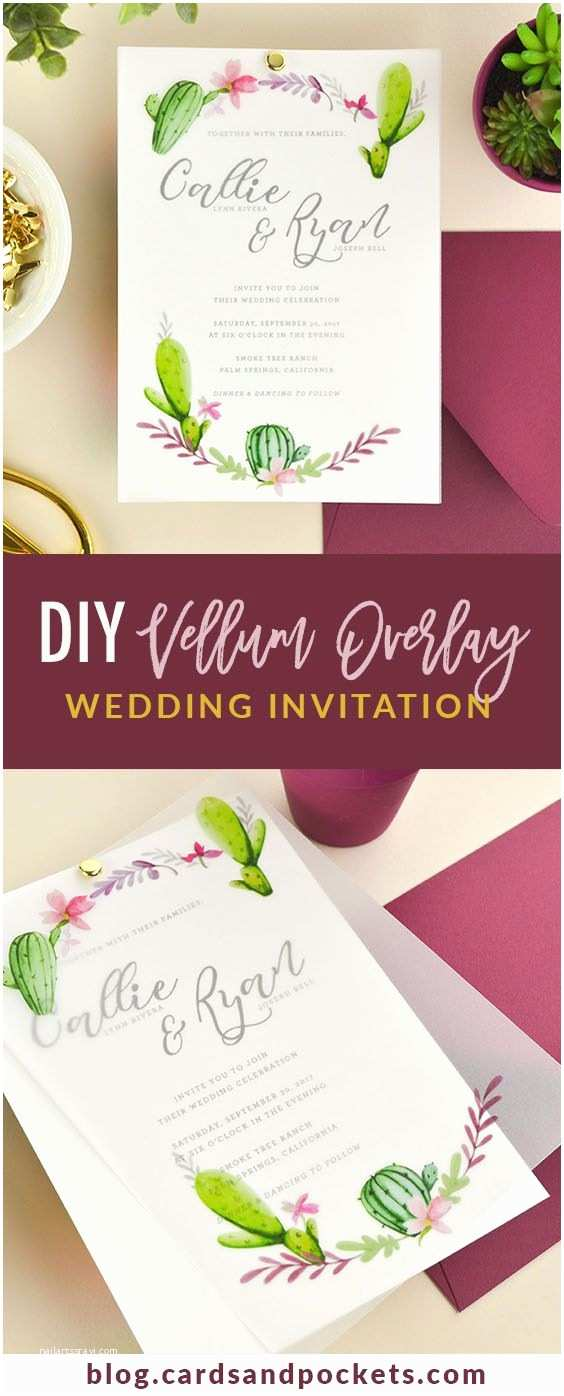 Wedding Invitations with Clear Overlay 164 Best Diy Wedding Tips & Tricks Images On Pinterest