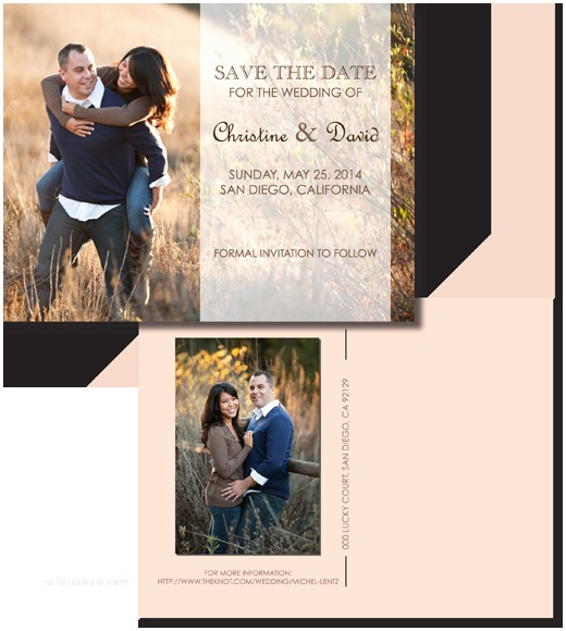 Wedding Invitations with Clear Overlay Save the Dates Wedding Invitations