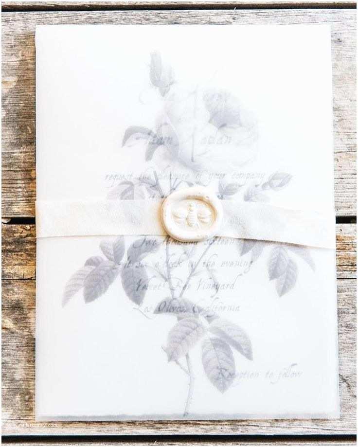 Wedding Invitations with Clear Overlay Wedding Invitations 2017 2018vellum Layered Rose