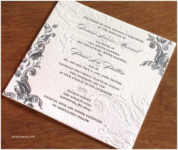 Wedding Invitations with Parents Names Including Parents' Names In Invitation Wording