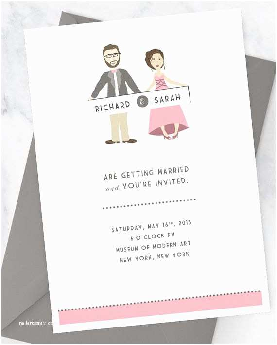 Wedding Invitations with Pictures Of Couple 218 Best Design Images On Pinterest
