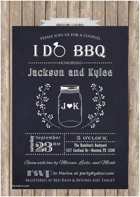 """Wedding Invitations with Pictures Of Couple 77 Best """"i Do"""" Bbq Engagement Party Images On Pinterest"""