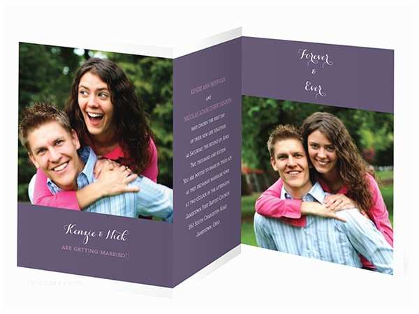 Wedding Invitations with Pictures Of Couple Invitations by Dawn — Sponsor Highlight