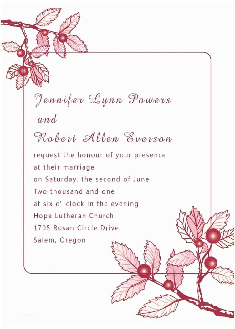 Wedding Invitations With Pictures Of  Tips Easy To Create Wedding Invitation Wording