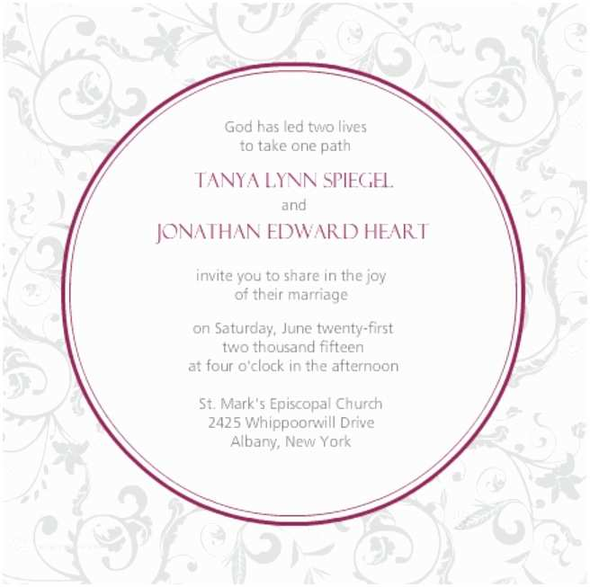 Wedding Invitations With Pictures Of Couple Wedding Invitation Wording Wedding Invitation Wordings