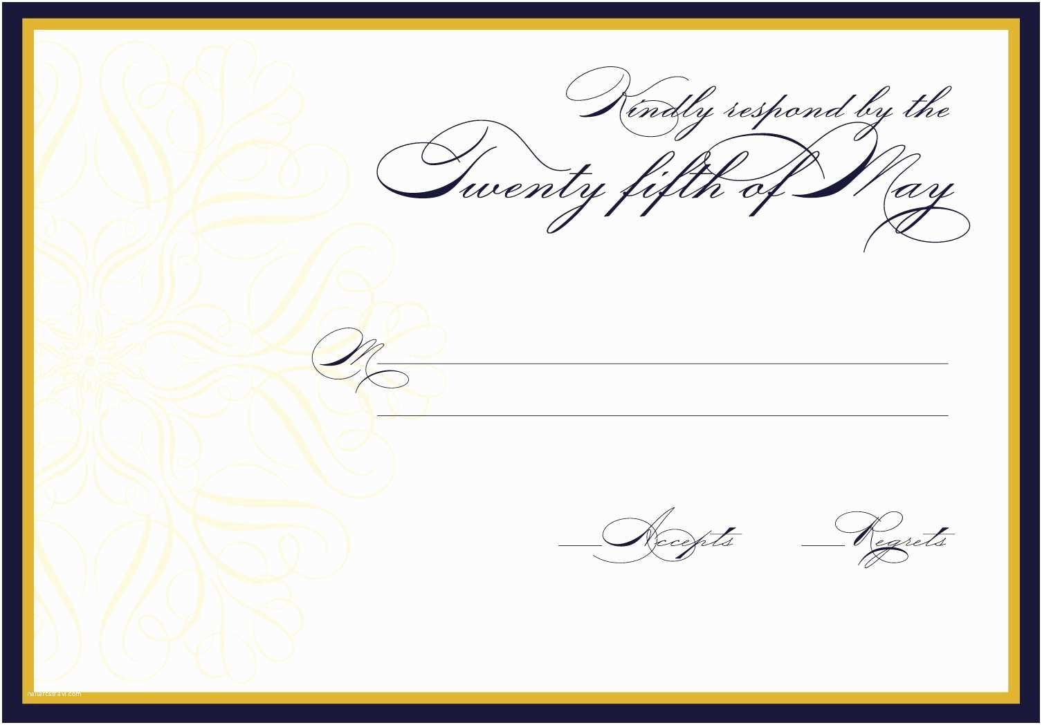 Wedding Invitations with Response Cards and Envelopes Baptism Invitations Free Baptism Invitation Template