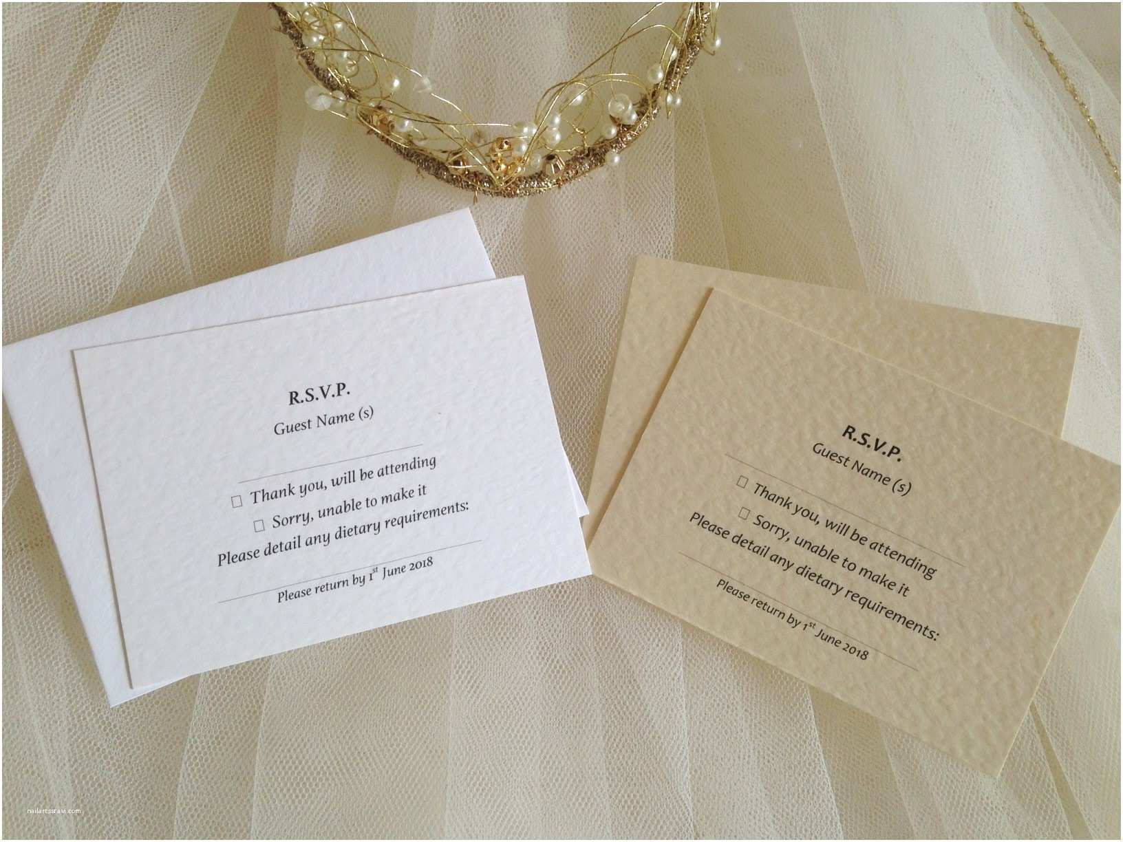 Wedding Invitations with Response Cards and Envelopes Rsvp Cards and Envelopes
