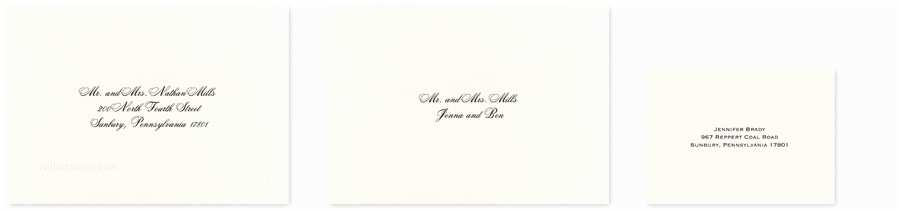 Wedding Invitations With Response Cards And Envelopes Wedding Envelope