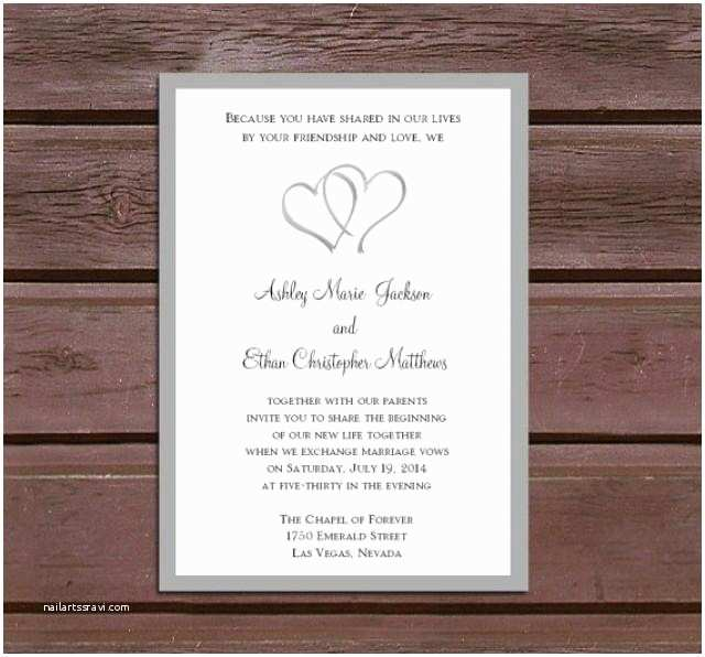 Wedding Invitations with Rsvp and Reception Cards 50 Hearts Wedding Invitations Rsvp S Reception