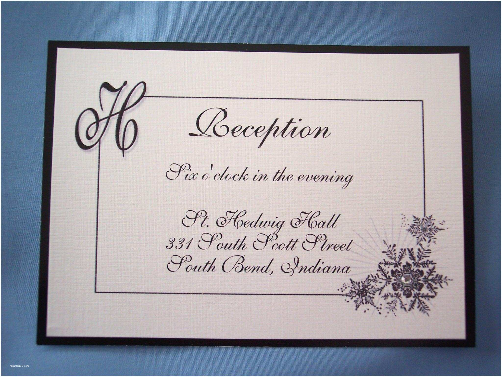 Wedding Invitations With Rsvp And Reception Cards Free Printable Wedding Invitation Reception Card
