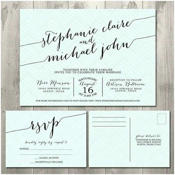 Wedding Invitations with Rsvp Cards Included Wedding Invitations with Rsvp Cards Included – Meichu2017