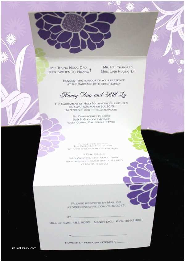 Wedding Invitations with Rsvp Cards Included Wedding Invitations with Rsvp Cards Included to Design