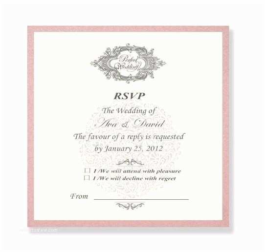 Wedding Invitations with Rsvp Cards Wedding Invitations with Rsvp Cards
