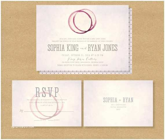 Wedding Invitations with Rsvp Postcard Wedding Invitations and Rsvp Cards