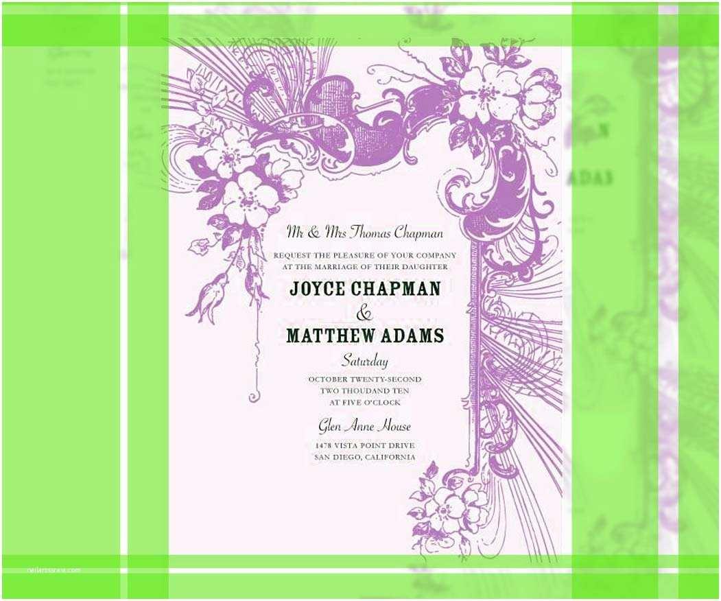 Wedding Invitations Wording formal Wedding Invitation Wording – Gangcraft