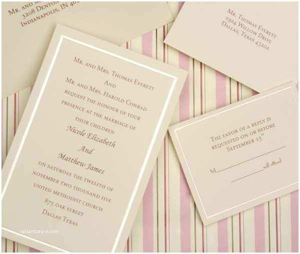 Wedding Invite Kits Do Yourself Bridestreasures Discount Wedding Invitations And