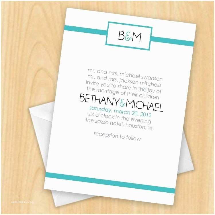 Wedding Invite  Do Yourself Designs Simple Do It Yourself Wedding Invitations