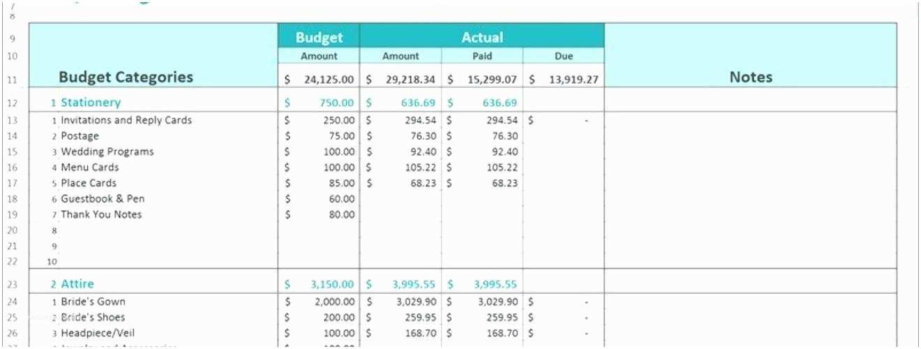 Wedding Invite Spreadsheet Wedding Bud Excel Sheet – Ereadsub