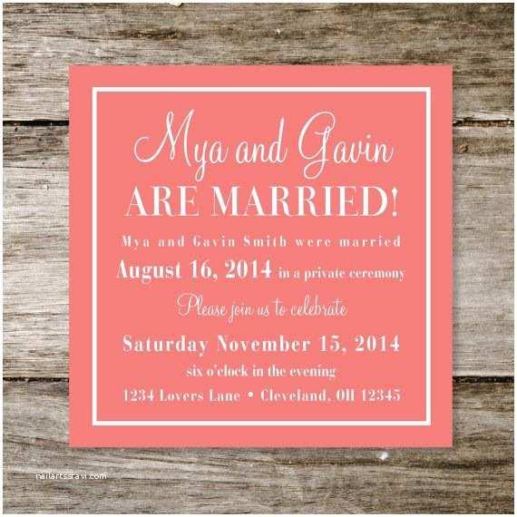 Wedding Reception Invitation Best 25 Reception Invitations Ideas On Pinterest