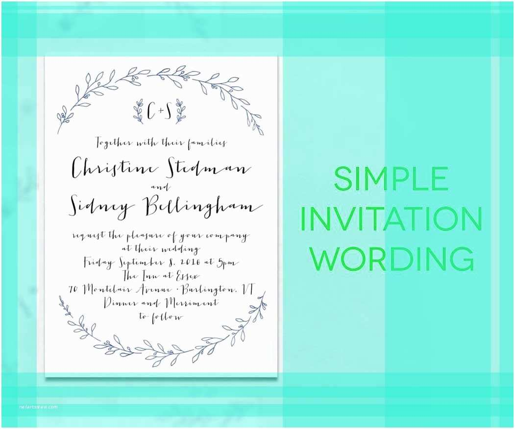 Wedding Reception Invitation Quotes Wedding Reception Invitation