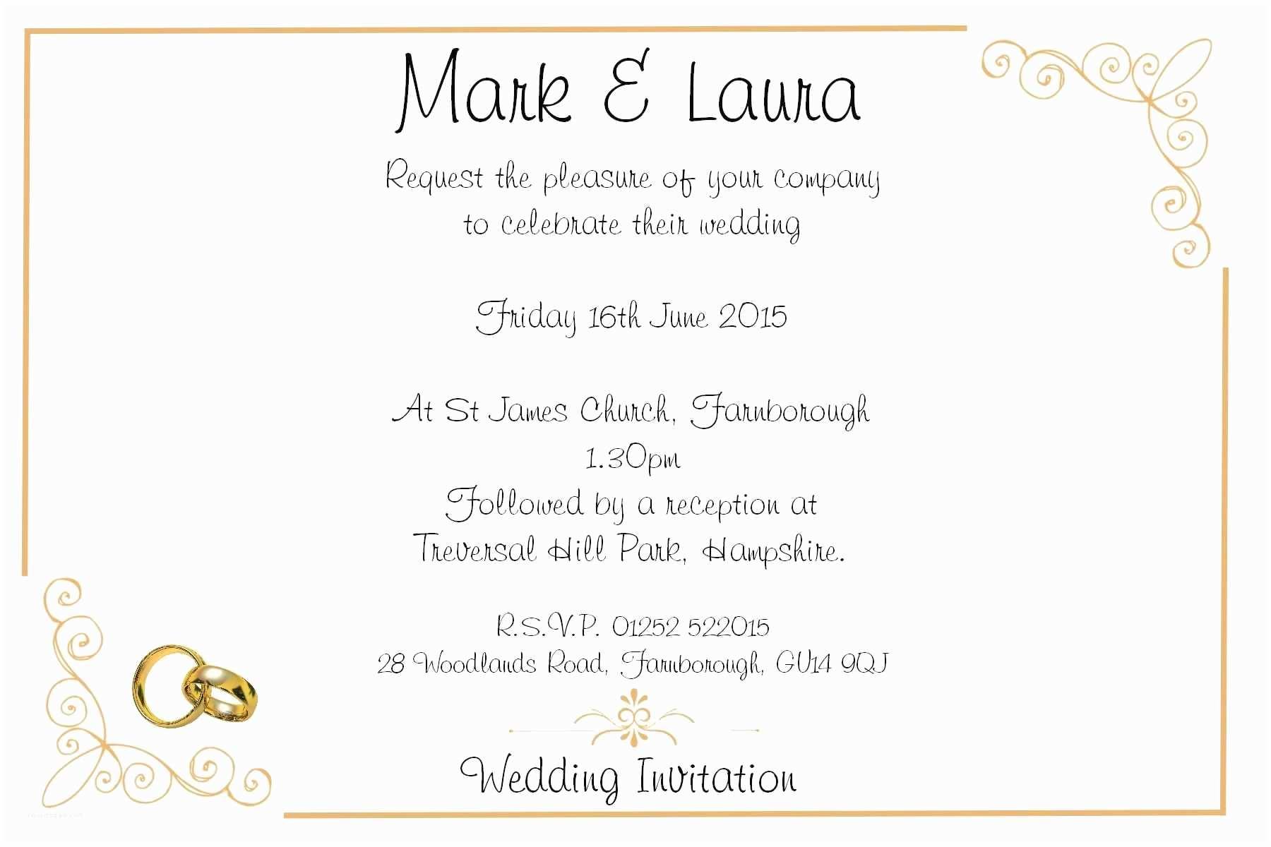 Wedding Reception Invitation Templates Wedding evening Reception Invitation Wording Examples