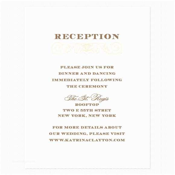 Wedding Reception Invitation Wedding Reception Invitations