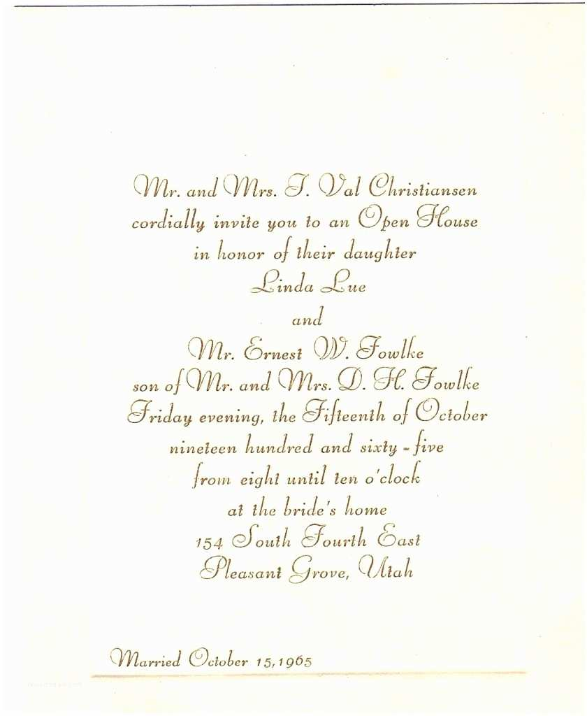 Wedding Reception Invitation Wording Already Married Party Invitation Wording for Wedding Reception Invitation