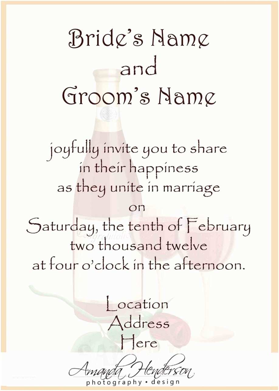 Wedding Reception Invitation Wording Already Married Wedding Reception Invitation Wording Already Married
