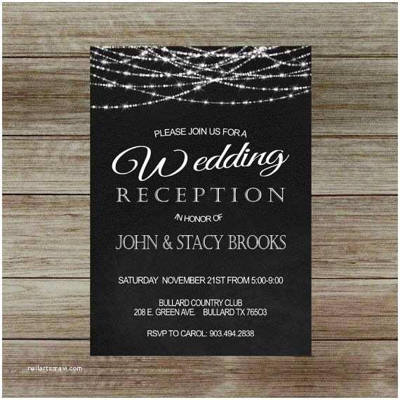 Wedding Reception Invitation Wording Best 25 Reception Only Invitations Ideas On Pinterest