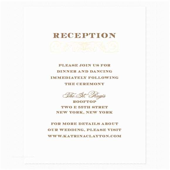 Wedding Reception Invitation Wording Samples Wedding Reception Invitations