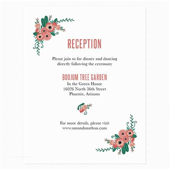 Wedding Reception Invitation Wording Wedding Reception Invitations