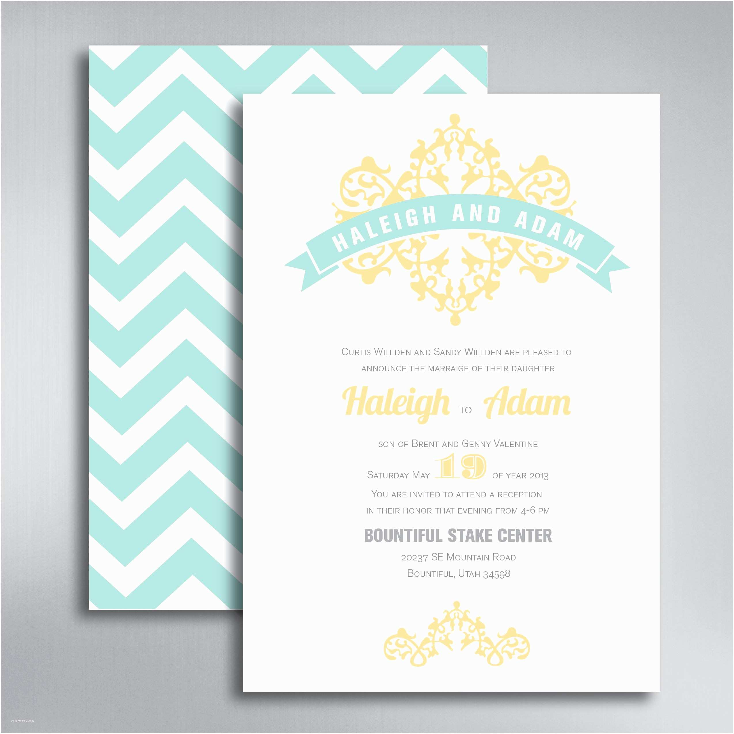 Wedding Reception Invitations event Invitation Wedding Invitations Reply Cards Card