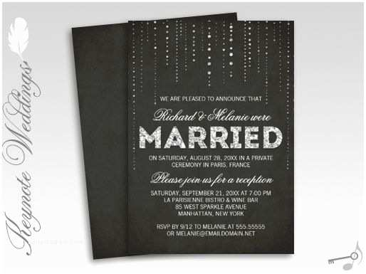 Wedding Reception Only Invitations Pin by Shannon Sutton On Fonts & Lettering