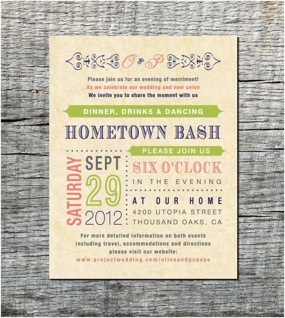 Wedding Reception Only Invitations Reception Card – Wedding Invitation Old Fashioned Style