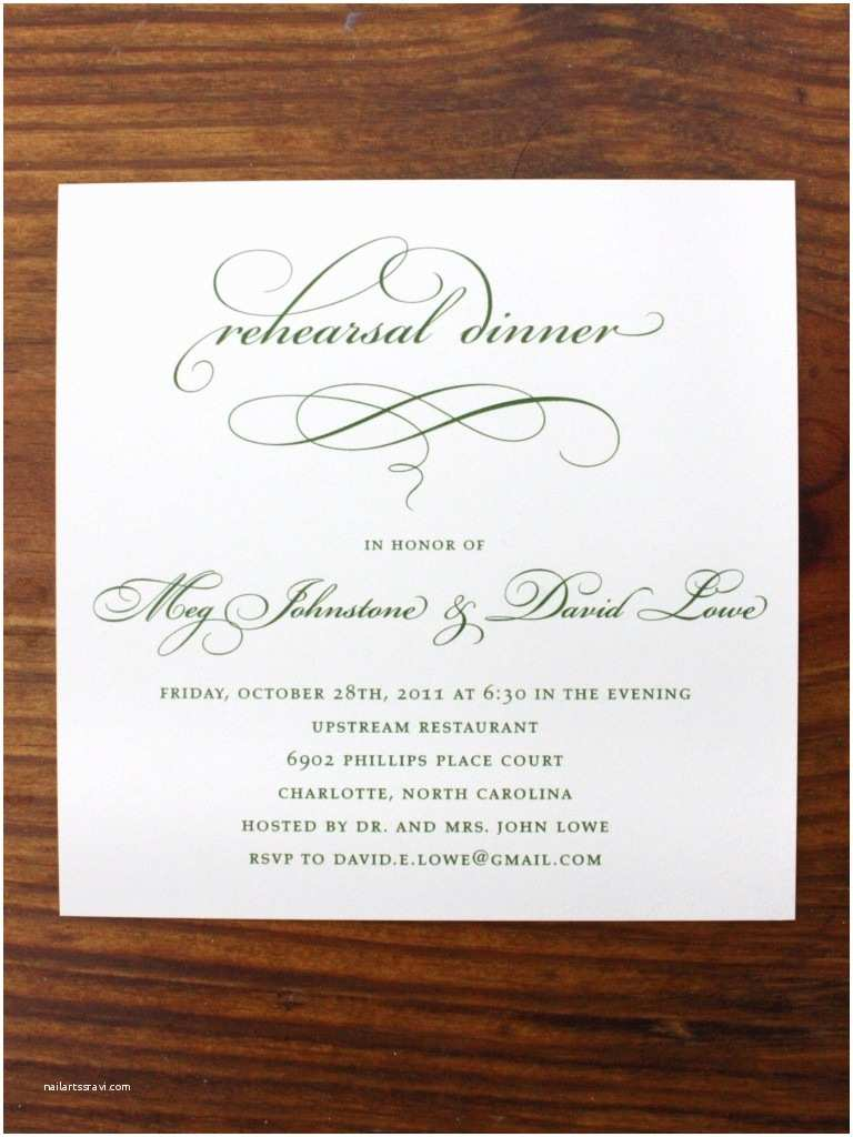 Wedding Rehearsal Dinner Invitation Wording Best S Of formal Dinner Invitation Wording formal