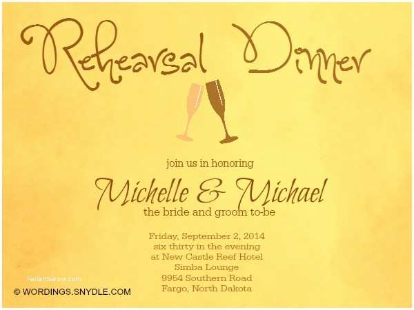 Wedding Rehearsal Dinner Invitation Wording Wedding Rehearsal Dinner Invitation Wording Samples