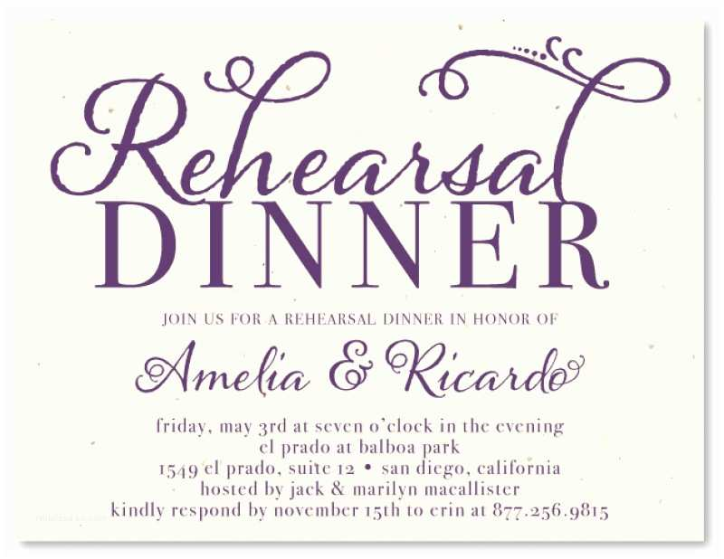 Wedding Rehearsal Dinner Invitation Wording Wedding Rehearsal Invitation Wording Samples