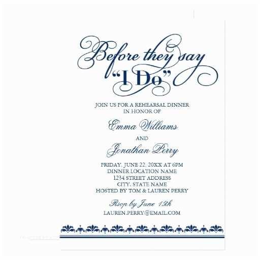 Wedding Rehearsal Invitation Ideas 25 Best Dinner Invitations Ideas On Pinterest