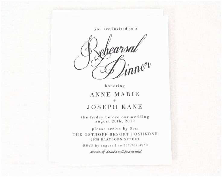 Wedding Rehearsal Invitations 17 Best Ideas About Wedding Rehearsal Invitations On