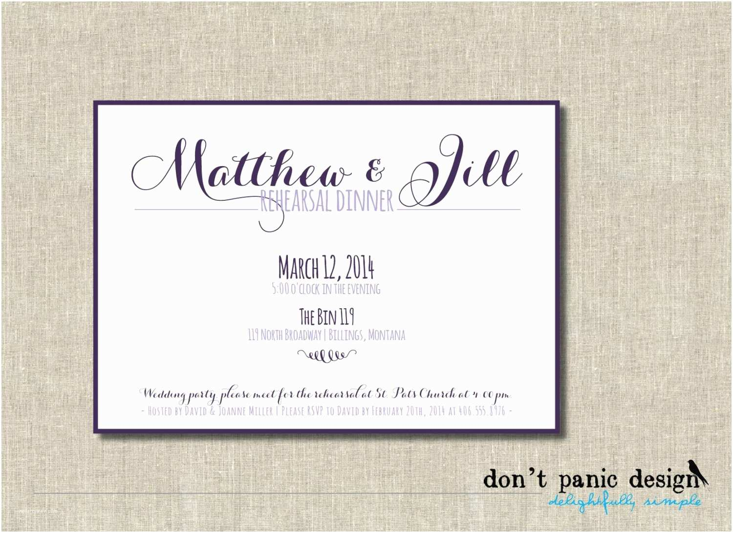 Wedding Rehearsal Invitations Pretty Fun Printable Wedding Rehearsal Dinner Invitation