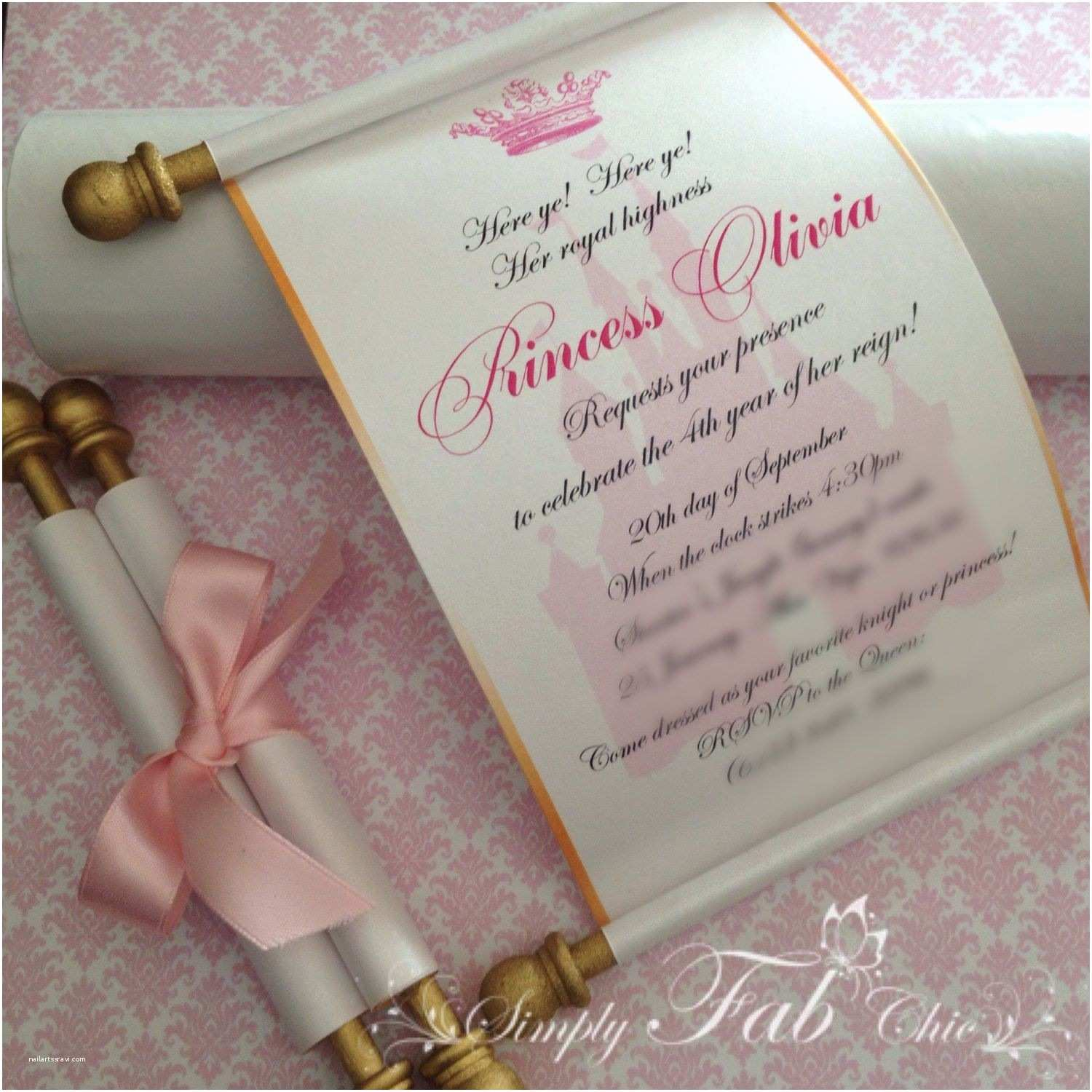 cheap wedding scroll invitations