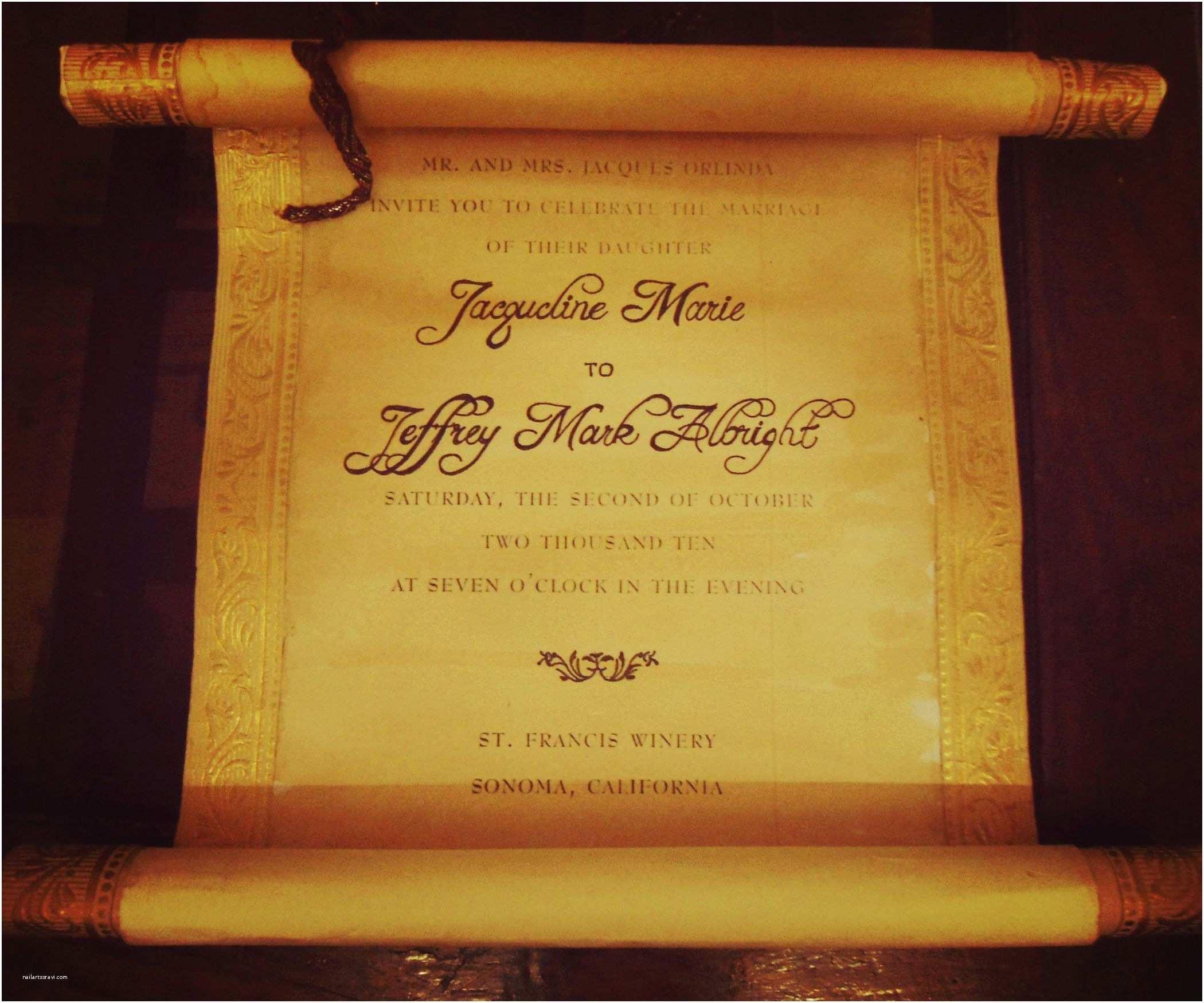 Wedding Scroll Invitations Fe8yqt5hxd62auo Rect2100