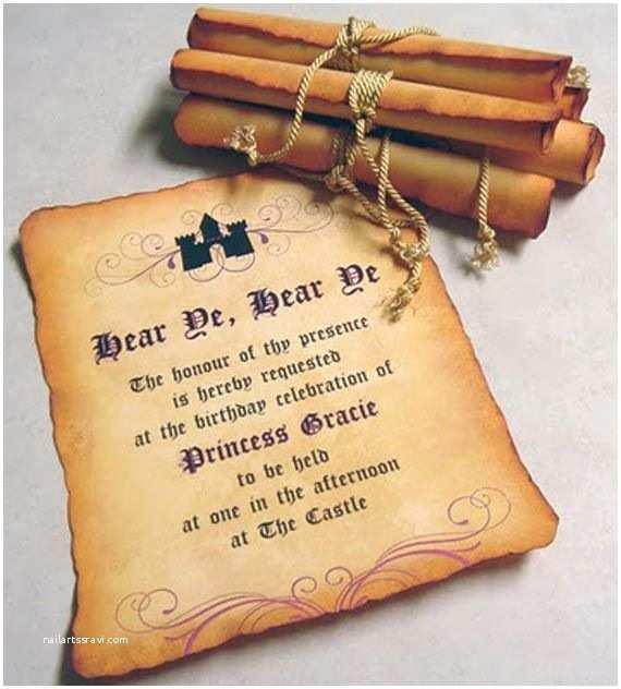 Wedding Scroll Invitations Pirate Gold Scroll Wedding Invitation Designs
